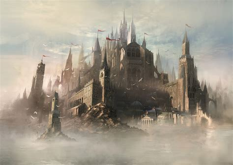 doodle a of light in the kingdom of darkness castle wallpaper and background 1600x1136 id 65619