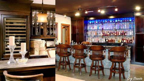 cool unique home bar design ideas