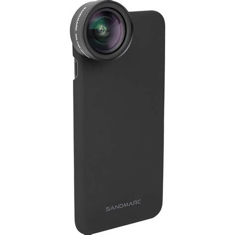sandmarc wide lens for iphone 7 sm 248 b h photo
