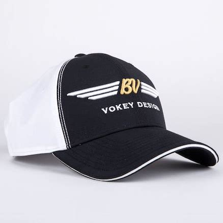 Fairway Twill Cap Gold Black yarmulkes fitted caps