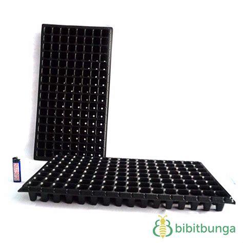 Membuat Tray Semai tray semai 105 lubang bibitbunga