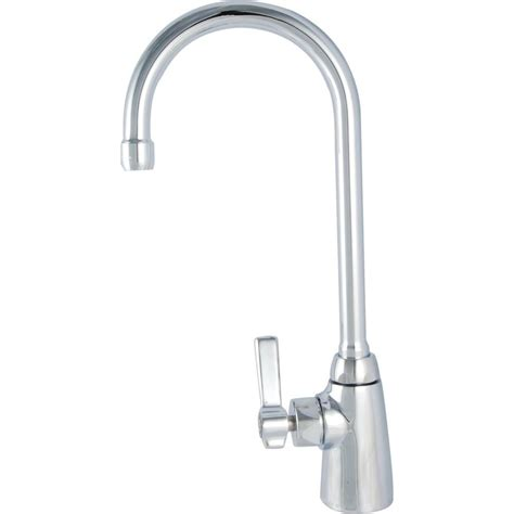 Industrial Faucets by Chicago Faucets Commercial 1 Handle Bar Faucet In Chrome