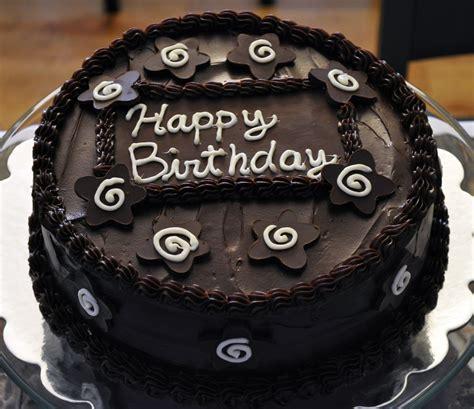 Cak New Black happy birthday new black forest cake