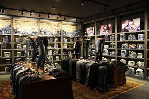 Retro jeans flagship store koczoh judit interior design
