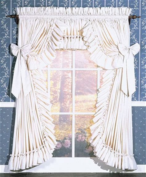 Country Ruffled Curtains Country Curtains Ruffled Curtains At Thecurtainshop