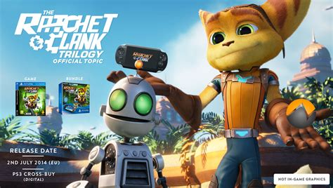 Bd Ps3 Ratchet And Clank Collection playstation what did you buy thread boards ie