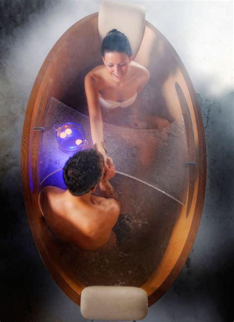 bathtub for 2 10 beautiful tubs for love mind body love romance bath bathtubs water