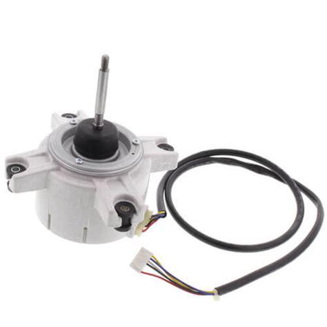 fujitsu mini split fan motor replacement 4681a20122b lg 4681a20122b condenser fan motor