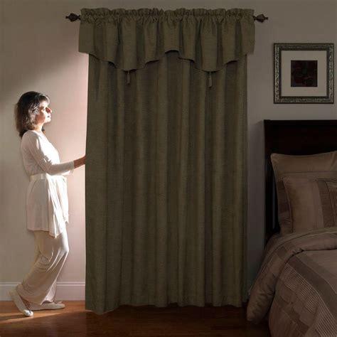 sound asleep room darkening curtain sound asleep national sleep foundation room darkening grey