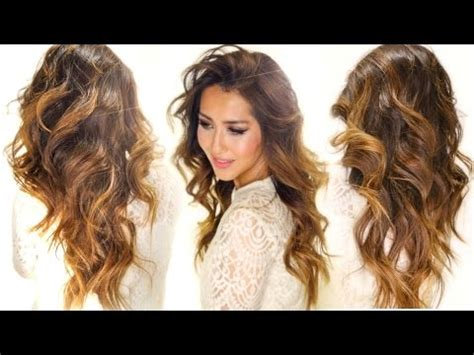 Best Drug Store Ombre Hair Dye | how to my caramel hair color drugstore ombre