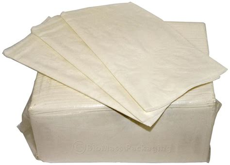 How To Make Paper From Sugarcane Bagasse - bagasse 2 ply white dinner napkin 15 x 17 of 3000