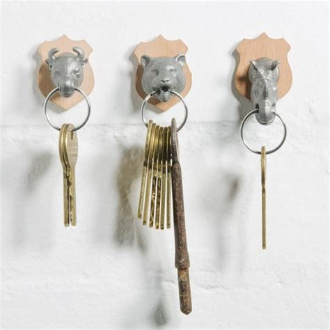 unique key holders unique wall key holders and hook racks