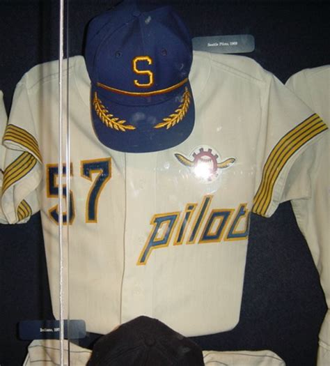 seattle pilots baseball uniform top 10 ugliest baseball uniforms of all time toptenz net