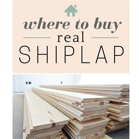 Where Can I Purchase Shiplap Shiplap The House