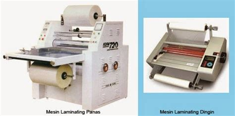 Mesin Laminating Thermal memilih antara mesin laminating panas dan mesin laminating