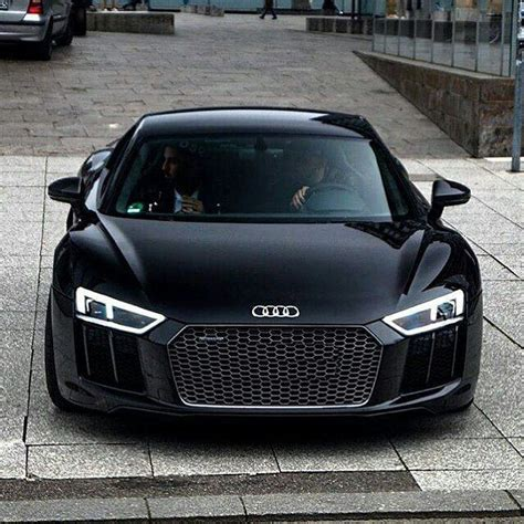audi r8 blacked out blacked out audi r8 via vistale what do you think of