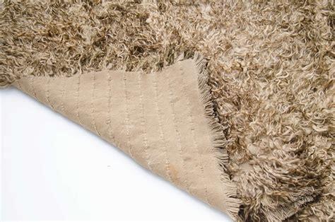 vintage shag rug vintage turkish quot tulu quot angora shag rug 6 x 9 at 1stdibs