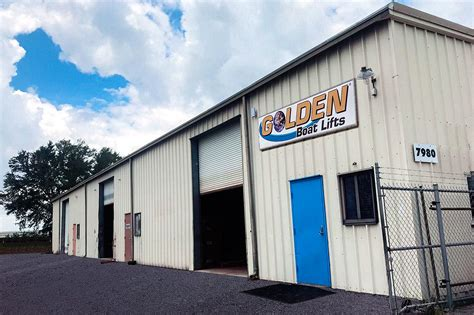 golden boat lifts golden boat lifts expands manufacturing space golden