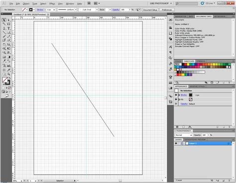 Guide Layout Illustrator | make angled guides in illustrator cs5 graphic design