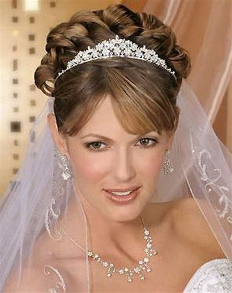 wedding hairstyles curly hair veil bridal hairstyles with veil