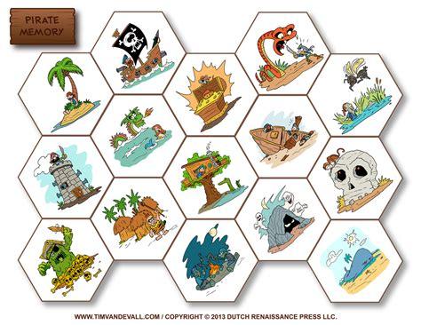printable toddler memory game free printable memory game for kids featuring pirates