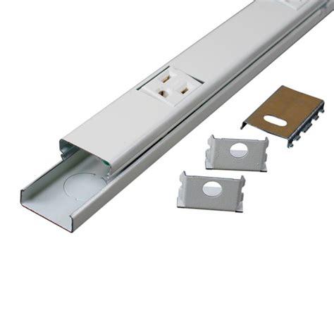 legrand under cabinet outlet strip legrand wiremold 5 ft 10 outlet plugmold v20gb506
