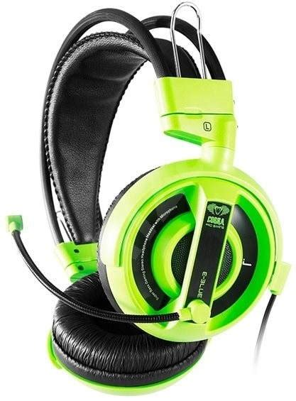 Headphone E Blue Cobra E Blue Cobra Hs Green Headphones With Mic Alzashop
