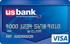 secured business credit card bank of america u s bank secured visa 174 card credit card insider