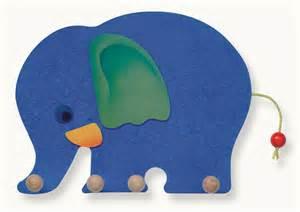 garderobe elefant kinder garderobe quot elefant quot als geschenk f 252 r mode freaks