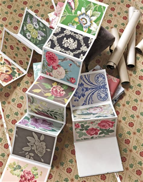 wallpaper craft ideas floral print home decorating ideas decorate with floral