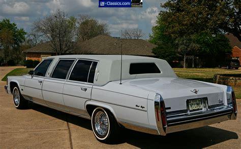 cadillac limousines 80 s cadillac limousine