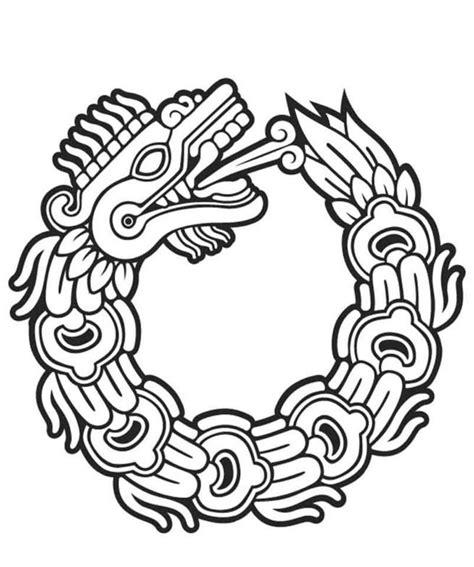 imagenes de serpientes aztecas 1000 ideas sobre serpiente azteca en pinterest templo
