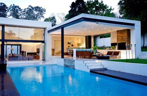 amazing modern homes amazing modern homes with glass walls and lap pool