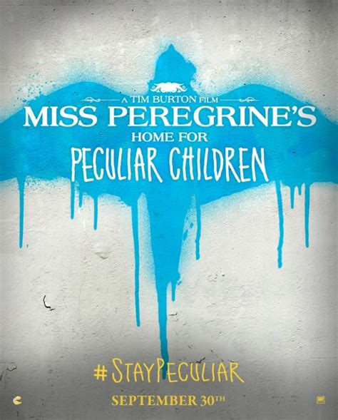 miss peregrine s home for peculiar children 3d