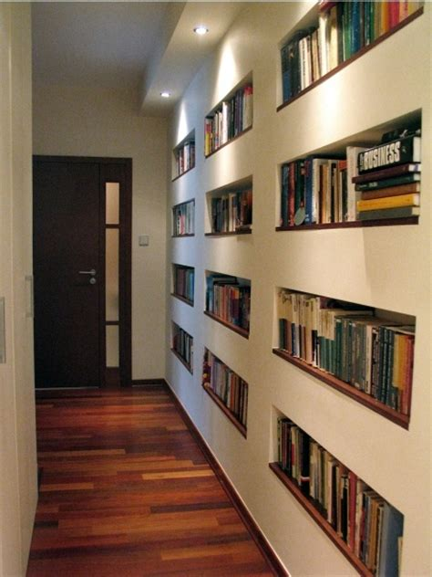 recessed bookshelves 1000 images about recessed shelving on