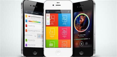 mobile design 30 great exles of mobile app design how to make money