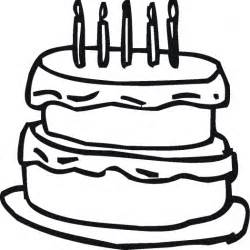 cake coloring pages birthday coloring pages cakes and candles
