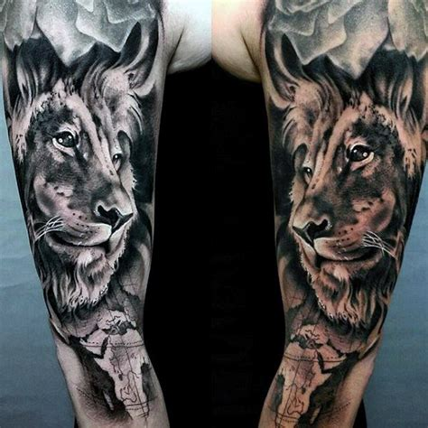 shaded sleeve tattoos designs 60 sleeve designs for masculine ideas