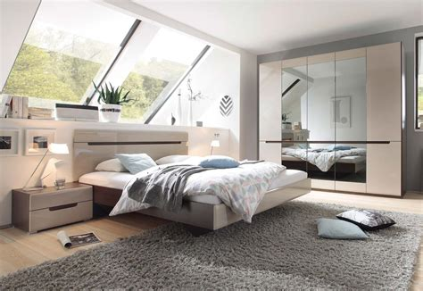 store schlafzimmer schlafzimmer komplett 4 teilig sonoma eiche dunkel sand