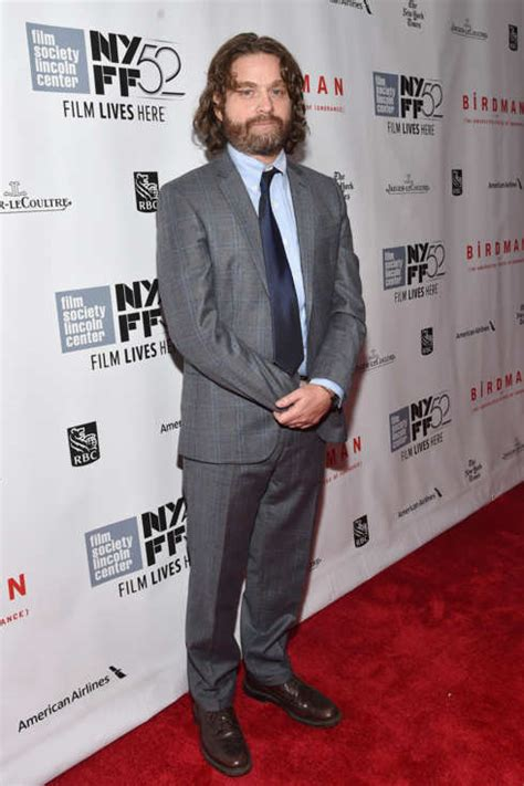 How Did Shed All That Weight by How Did Zach Galifianakis Lose All That Weight The Cut