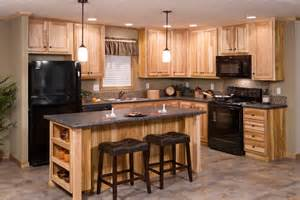 mobile home kitchen cabinets for sale redman model home with hickory cabinets