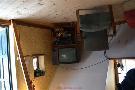 upside down house interior upside down house in poland home design