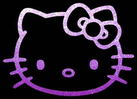 wallpaper hello kitty glitter hello kitty hd wallpaper sparkle wallpapersafari