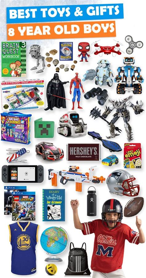 2018 christmas gift for 8 year birthday present ideas for 8 year boy best toys and gifts for 8 year boys 2018 gift