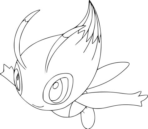 pokemon coloring pages darmanitan pokemon celebi coloring page