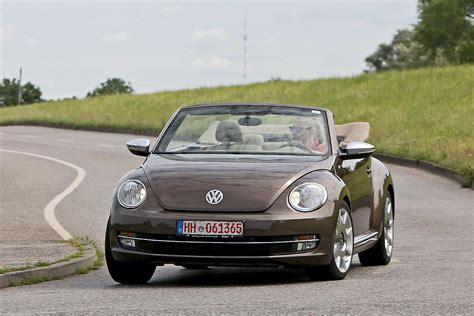 Auto Gebrauchtwagenmarkt by Gebrauchtwagen Test Vw Beetle Cabriolet Bilder Autobild De
