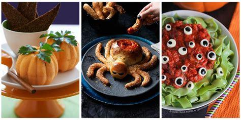 spooky halloween dinner ideas  recipes