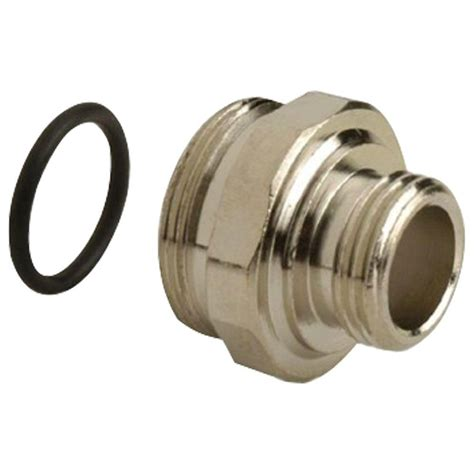 Shower Adapter by Glacier Bay Pfister Shower Arm Adapter 3075 538 The Home Depot