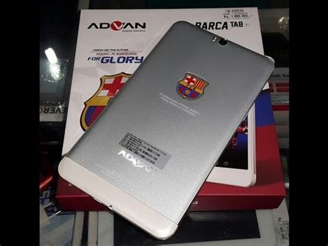 Tablet Advan Barca 7 advan barca tab pro gaming review