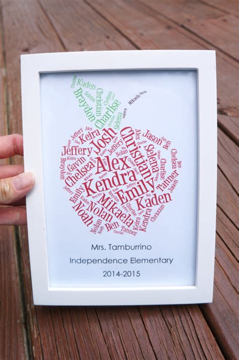 apple themed gifts free printables so festive
